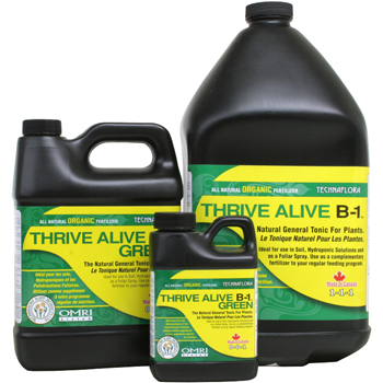 Thrive Alive Green