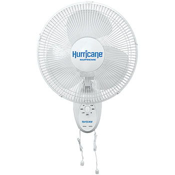 Hurricane 12 inch Wall Fan