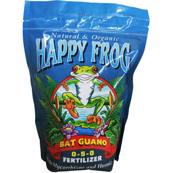 Happy Frog High Phosphorus Bat Guano - 4 lb