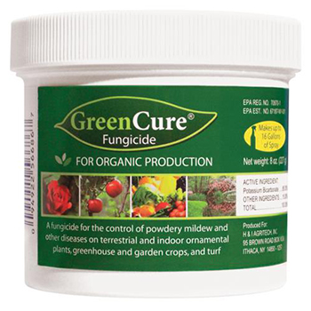Green Cure - 8 oz
