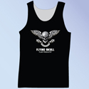 Flying Skull Tank Top