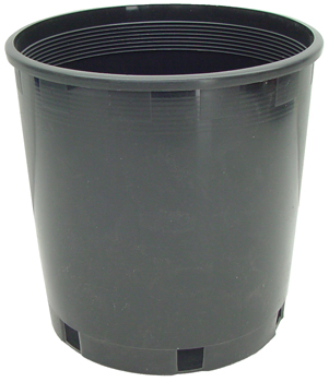 No. 2 Deep Plastic Pot