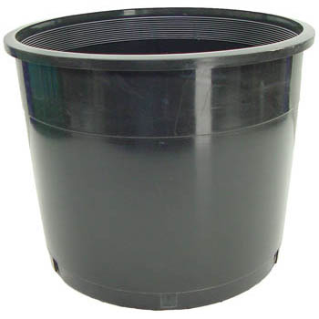No. 5 Short Plastic Pot