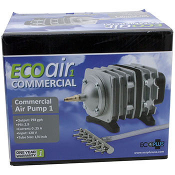 Commercial Air 1 Pump