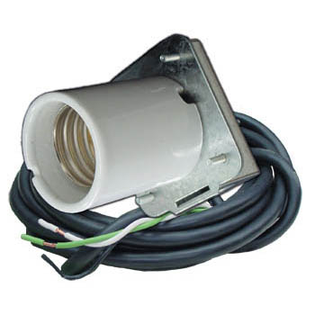 Socket Assembly with Lamp Cord