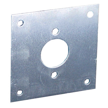 Square Mounting Bracket for Socket Assemblies