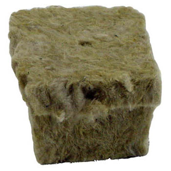 Rockwool 2 inch Grow Cubes. 50 Cube Sheet