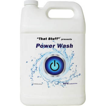 Power Wash - 1 gallon