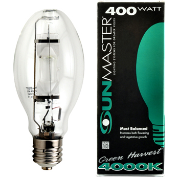 400w Green Harvest U Conversion Lamp