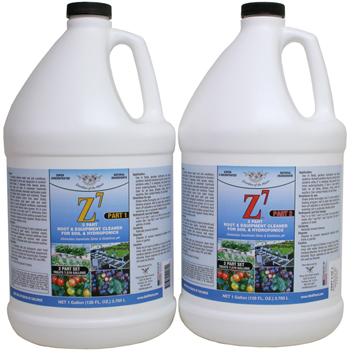 Z7 Enzyme Cleanser - Commercial Label